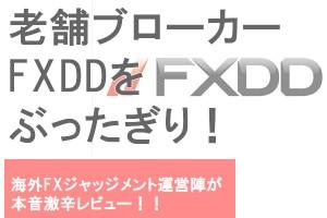 FXDDのレビュー