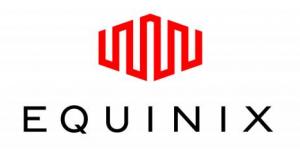 エクイニクス社のロゴ